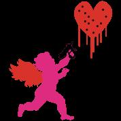 Valentine's Day Cupid Uzi