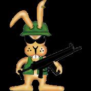GI Bunny Punk (DDP)