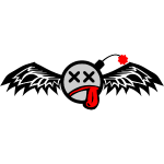 Winged Bomb