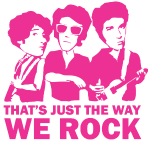 We Rock Pink
