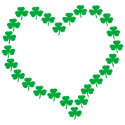 Shamrock Heart, Asymmetrical