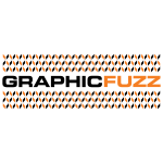 Graphic Fuzz (2-color)