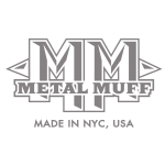 Metal Muff Made in NYC (1-color)