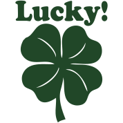 Lucky! St.Pattys Day Designs