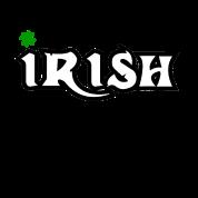 Irish Clover font design