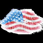 Patriotic Smooch