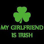 my girlfriend is irish