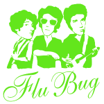 Flu Bug Green