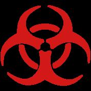Biohazard Warning