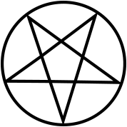 Inverted Pentacle / Pentagram