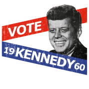 JFK Kennedy Retro
