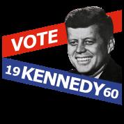 JFK Kennedy Retro
