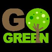 Go Green Tree