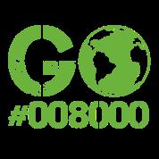 Go Green RGB CMYK