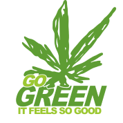 THC Weed Go Green