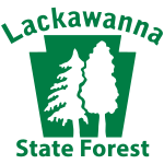 Lackawanna State Forest Keystone (w/trees)