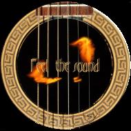 Design ~ guitar on fire