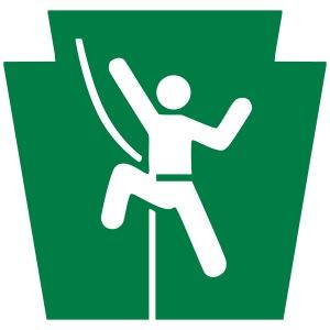 PA Keystone w/Climber