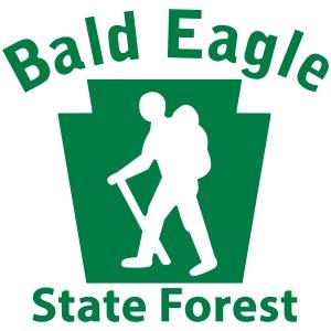 Bald Eagle State Forest Keystone Hiker (male)