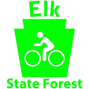 Elk State Forest Keystone Biker