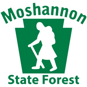 Moshannon State Forest Keystone Hiker female