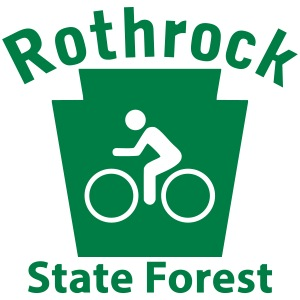 Rothrock State Forest Keystone Biker