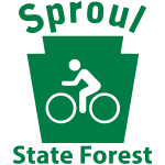 Sproul State Forest Keystone Biker