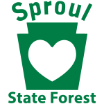 Sproul State Forest Keystone Heart