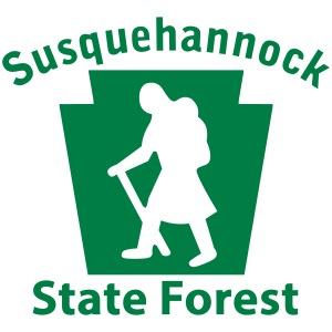 Susquehannock State Forest Keystone Hiker (female)