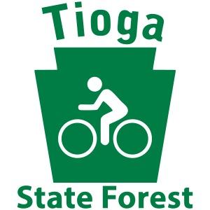 Tioga State Forest Keystone Biker