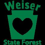 Weiser State Forest Keystone Heart