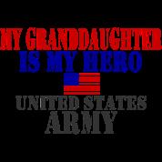 GRANDDAUGHTER HERO ARMY