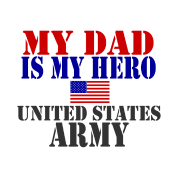 DAD HERO ARMY