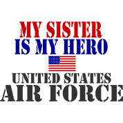 SISTER HERO USAF