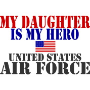 DAUGHTER HERO USAF