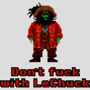 Monkey Island Don t Fuck With LeChuck