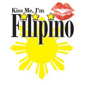 Kiss Me I'm Filipino