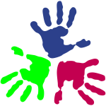 Children Hands Vector Child Hand