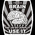 brainblackwhite