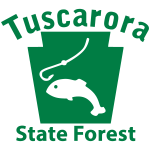 Tuscarora State Forest Fishing Keystone PA