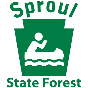 Sproul State Forest Boating Keystone PA