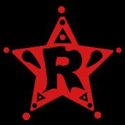 R Letter Name Art T-Shirt