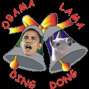 Obama Lama Ding Dong