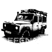 Land Rover Defender illustation - AUTONAUT.com