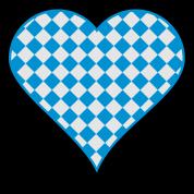 Bavarian heart (3c)