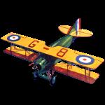 G-8 Pulp Plane