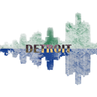 Design ~ Detroit Natural Skyline