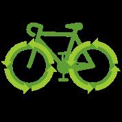 Go Green Bike Recycle