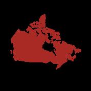 Canada is Really Big