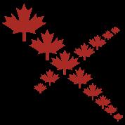 Maple Leafs Cross